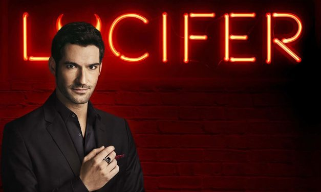 He's Saved! LUCIFER Returns for Season Four on Netflix