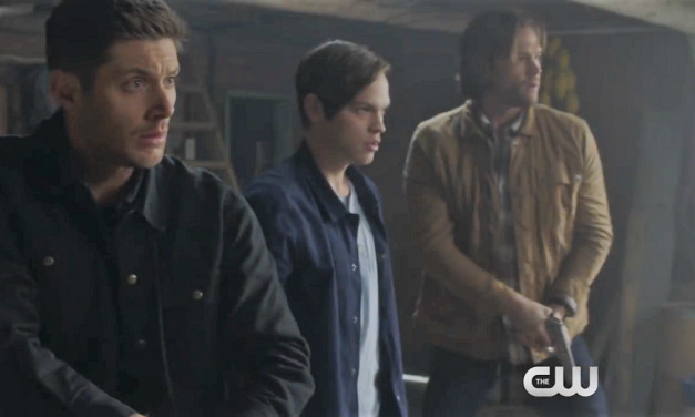 """Sam and Dean Defend the World on the SUPERNATURAL Season Finale, """"Let the Good Times Roll"""""""