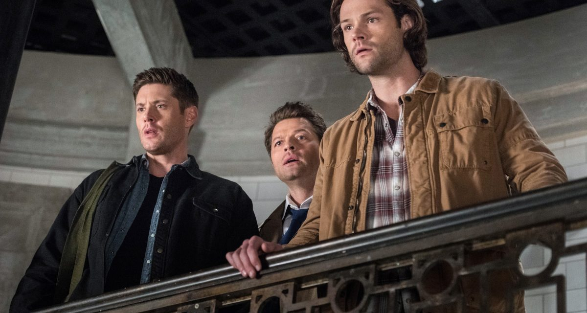 SDCC 2018: SUPERNATURAL Is About to Hit a Major Milestone in Season 14