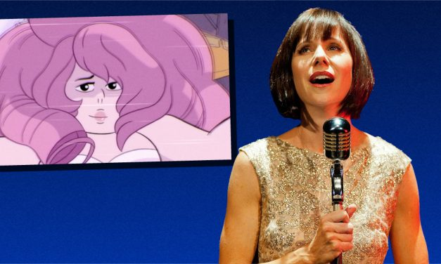 A Conversation with STEVEN UNIVERSE'S Rose Quartz, Susan Egan