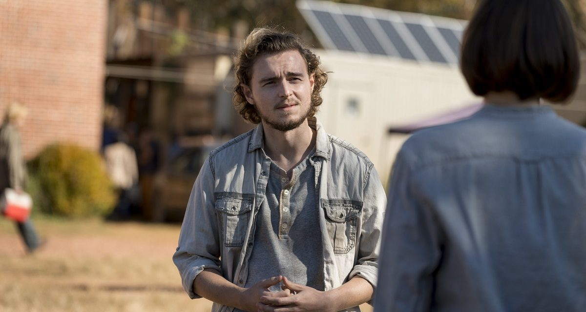 Two Cast Members Promoted to Series Regulars for THE WALKING DEAD Season 9