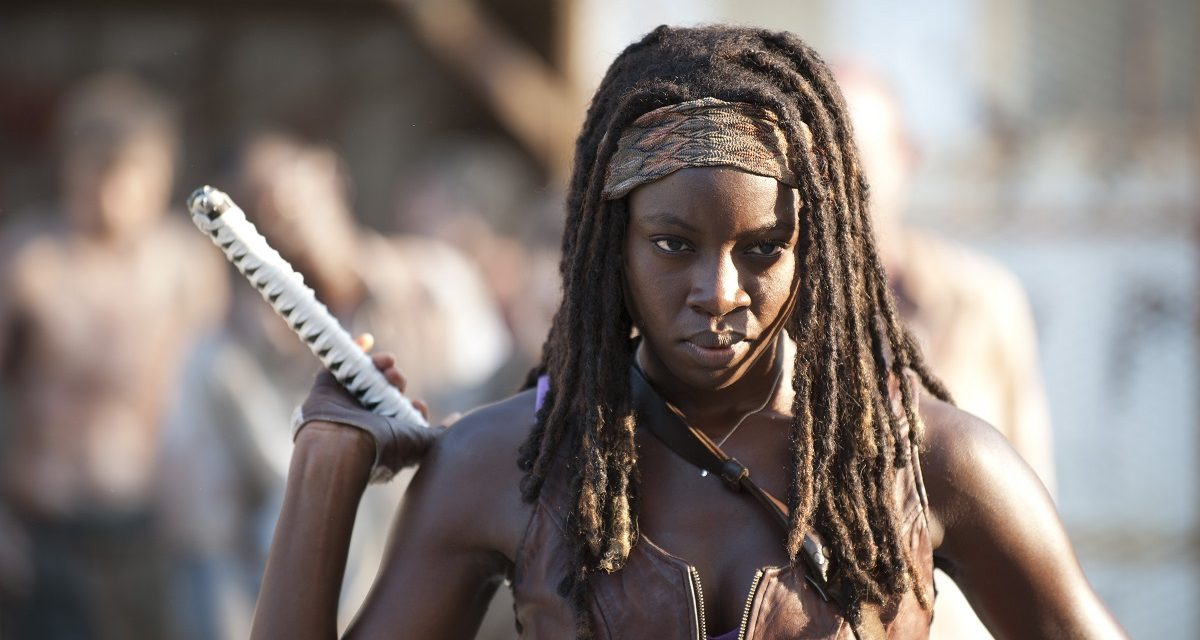 Danai Gurira to Exit THE WALKING DEAD in Season 10