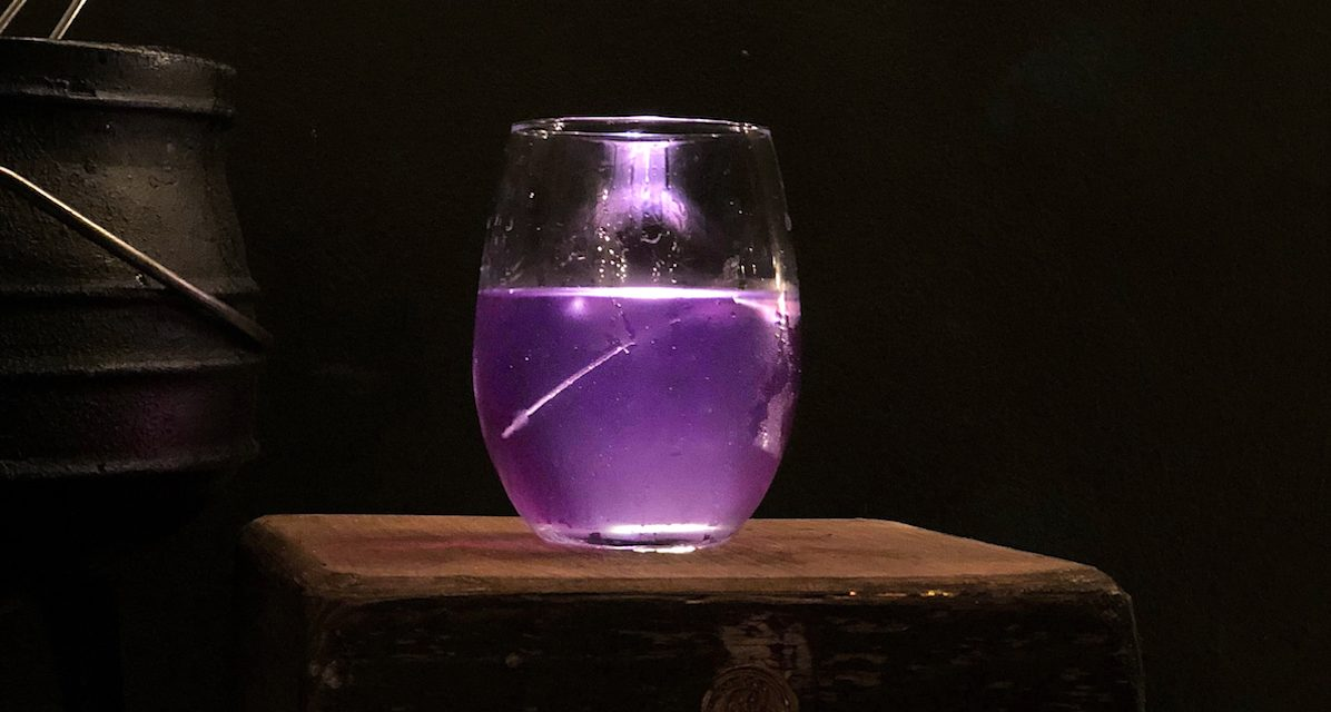 Prepare Your Cauldrons, There's a Cocktail Potions Class in London