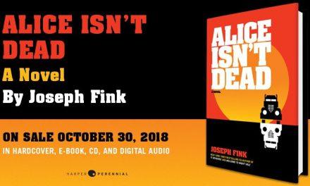 Joseph Fink Announces ALICE ISN'T DEAD Book Tour