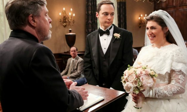 THE BIG BANG THEORY Season Finale Recap: (S11E24) The Bow Tie Asymmetry