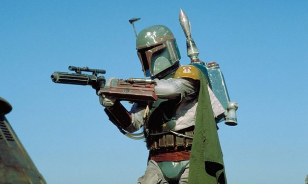 Here's Everything We Know About THE MANDALORIAN