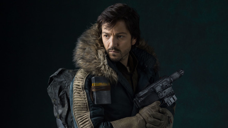 Cassian Andor Gets His Own STAR WARS Live Action Series