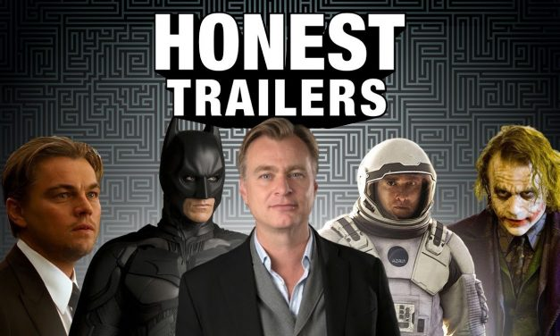 Honest Trailers Slays Every Christopher Nolan Movie