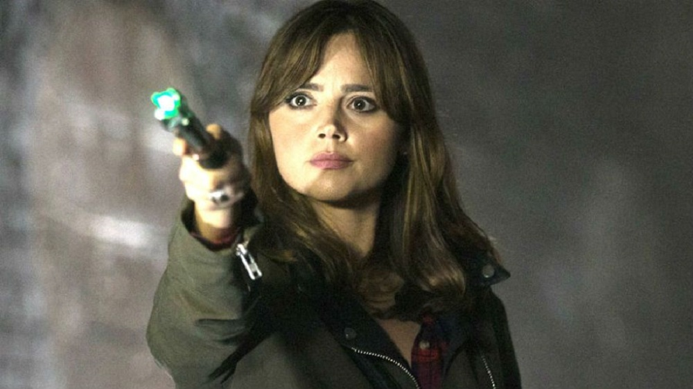 Still of Jenna Coleman in Doctor Who