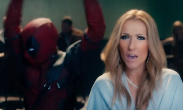 Celine Dion DEADPOOL 2 Music Video Is Everything You Need Right Now