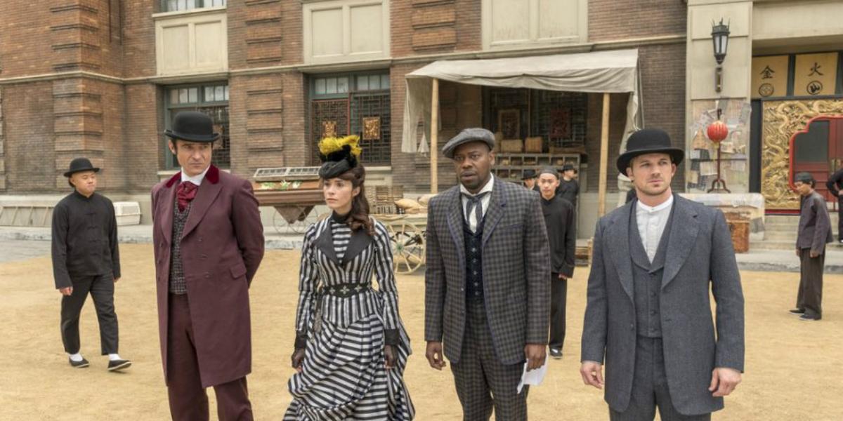 TIMELESS Season Finale Recap: (S02E10) Chinatown