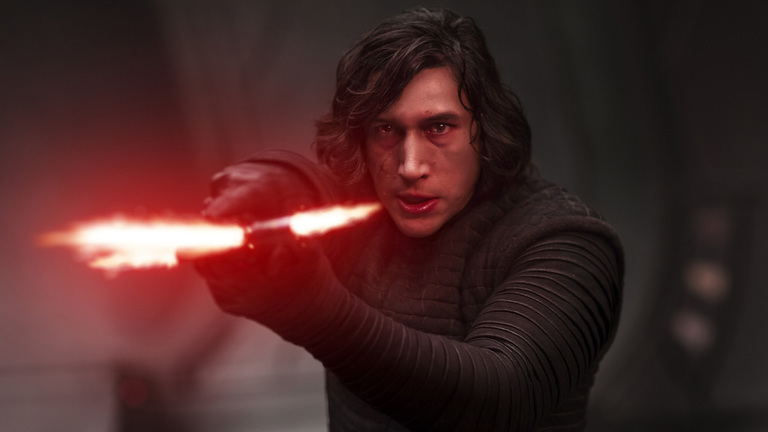 Kylo Ren's Appearance in STAR WARS: EPISODE IX Evokes the Past