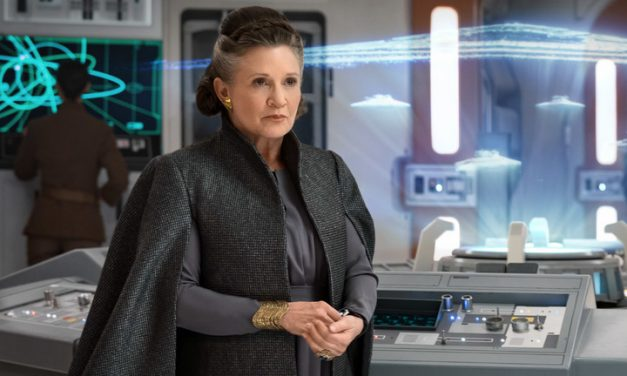 STAR WARS: EPISODE IX Addresses Leia in a 'Really Beautiful Way' Says Oscar Isaac