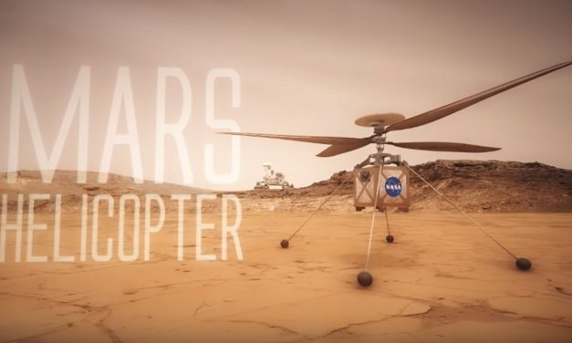 NASA Is Sending a Helicopter to Mars
