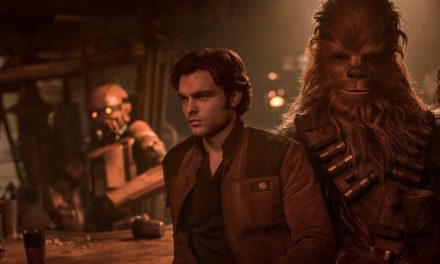 SOLO: A STAR WARS STORY Ad Shows We're in for a Ride