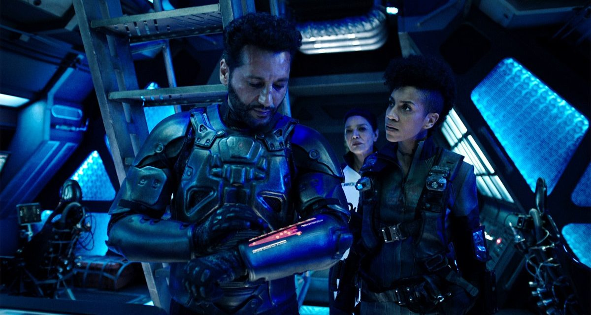 THE EXPANSE Recap: (S03E06) Immolation