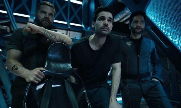 THE EXPANSE Recap: (S03E08) It Reaches Out