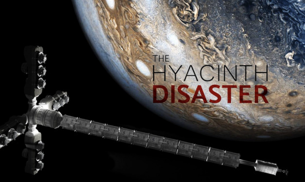 Podcast Review: THE HYACINTH DISASTER