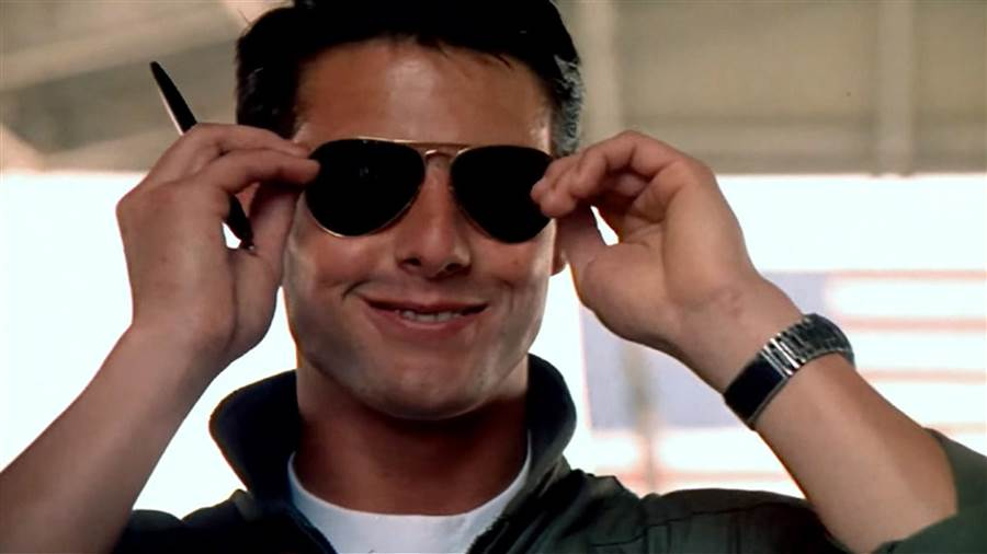 Tom Cruise Teases TOP GUN 2 With Day One Pic