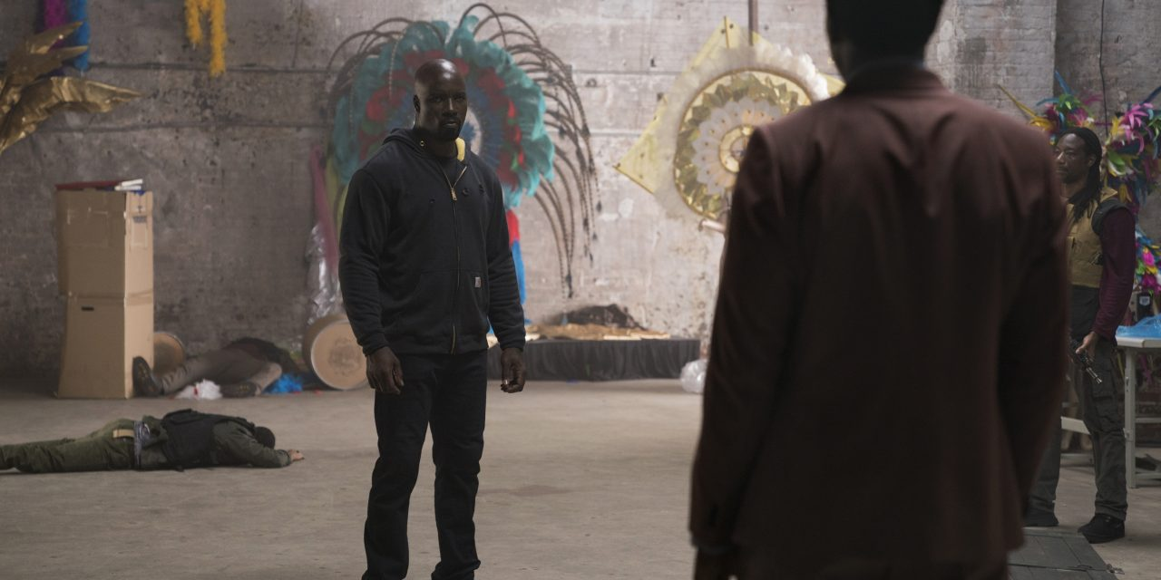 LUKE CAGE Recap: (S02E03) Wig Out