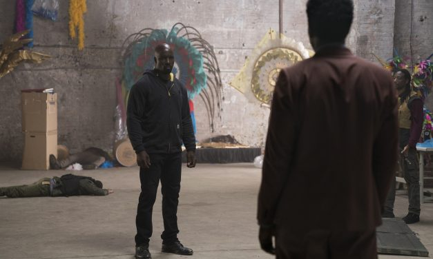 LUKE CAGE Recap: (S02E03) Wig Out