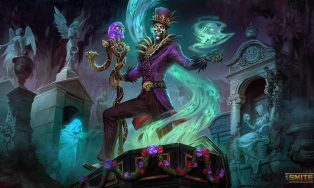 Baron Samedi Is Bringing Voodoo to the SMITE Battlegrounds