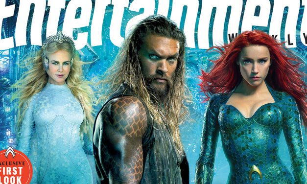 Characters Revealed in First Look Photos of AQUAMAN