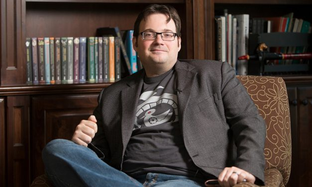 Brandon Sanderson's DARK ONE Gains TV Series