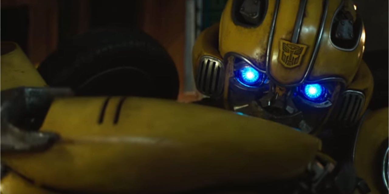 Discover Friendship In The First BUMBLEBEE Teaser Trailer