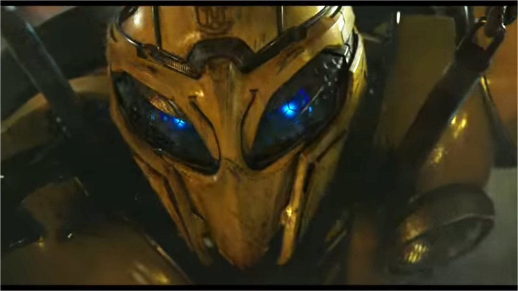 Bumblebee Transformers Paramount Pictures