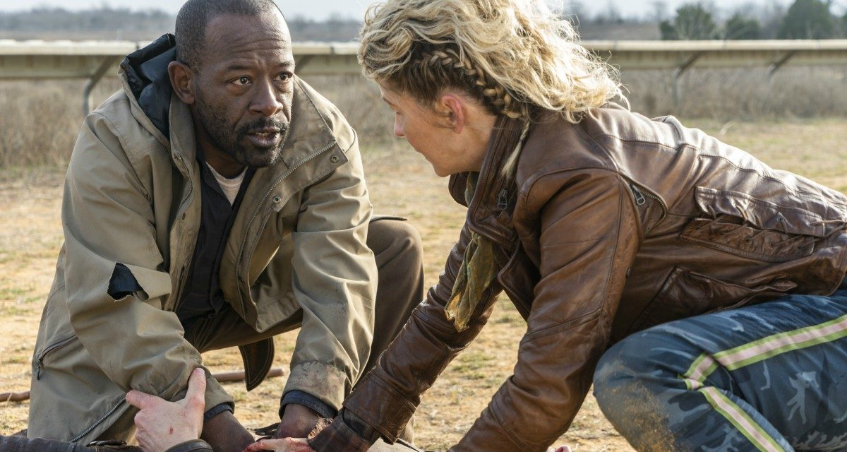 FEAR THE WALKING DEAD Recap: (S04E07) The Wrong Side of Where You Are Now