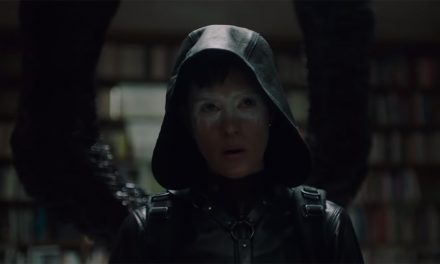 Lisbeth Is Back in First Trailer for THE GIRL IN THE SPIDER'S WEB
