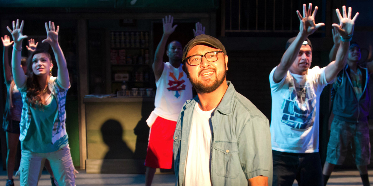 In The Heights Chance Theater 2014 Oanh Nguyen