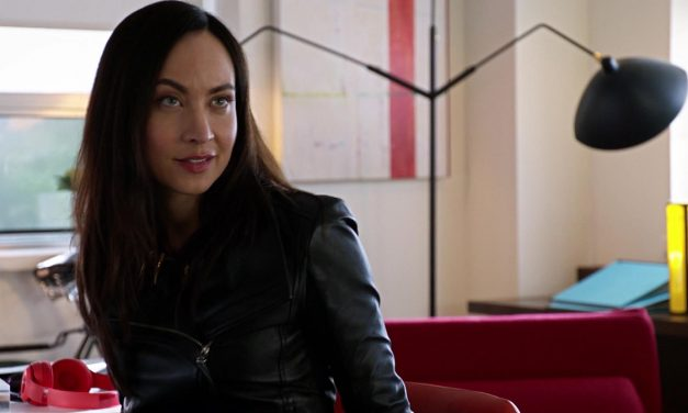 Bring the Darhk! Courtney Ford Becomes Series Regular For LEGENDS OF TOMORROW