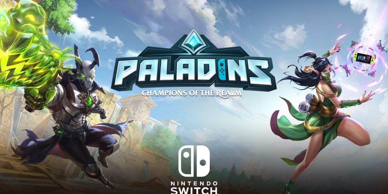 PALADINS Is Coming to the Nintendo Switch