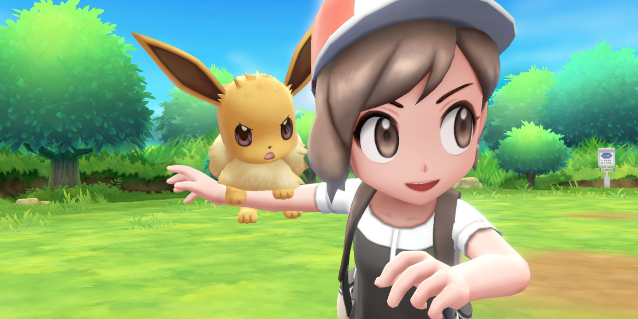 Pokémon on the Switch: Let's Go, Pikachu and Let's Go, Eevee!