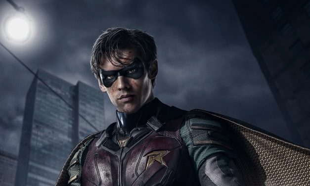 SDCC 2018: Robin Goes Dark in the First Trailer for DC's TITANS