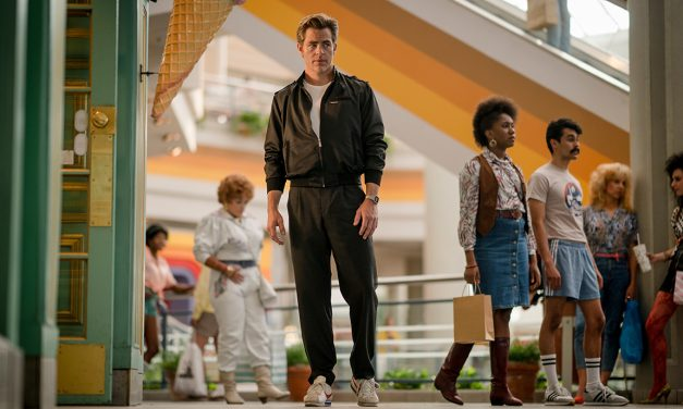 Chris Pine Says the 'Tables Are Turned' in WONDER WOMAN 1984