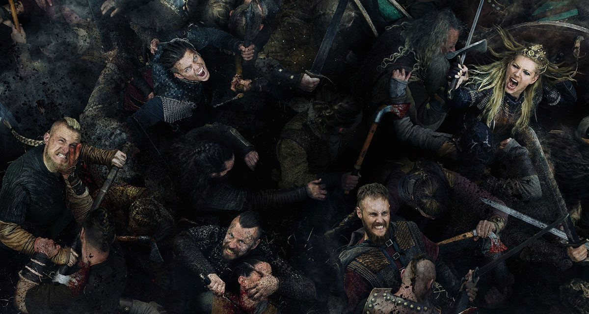 VIKINGS Sequel, VIKINGS: VALHALLA Is Coming to Netflix
