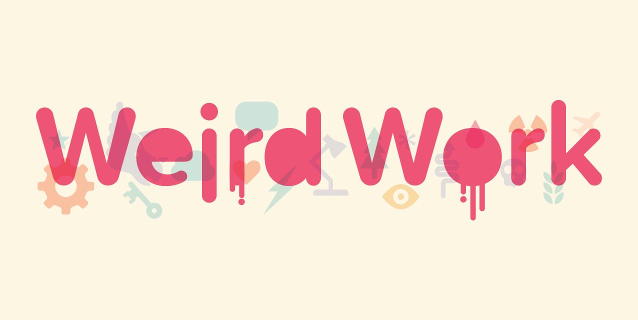 Podcast Review: WEIRD WORK