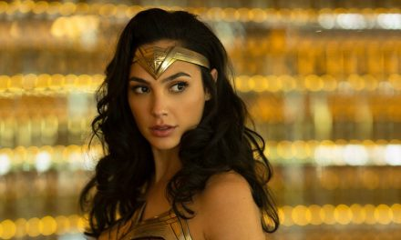Diana of Themyscira Is Back in New WONDER WOMAN 1984 Photo