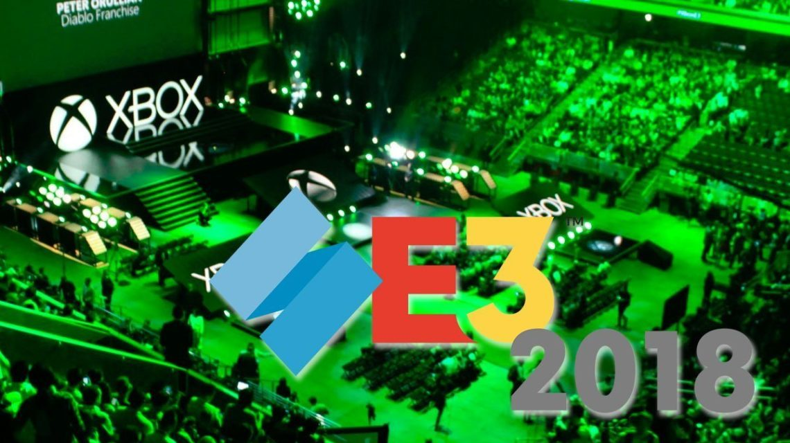 E3 2018: A Look at the Xbox Press Conference Game Trailers