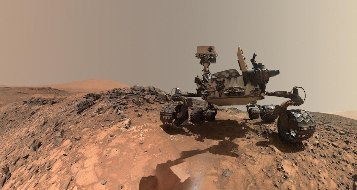 NASA Curiosity Rover May Have Found Signs of Life on Mars