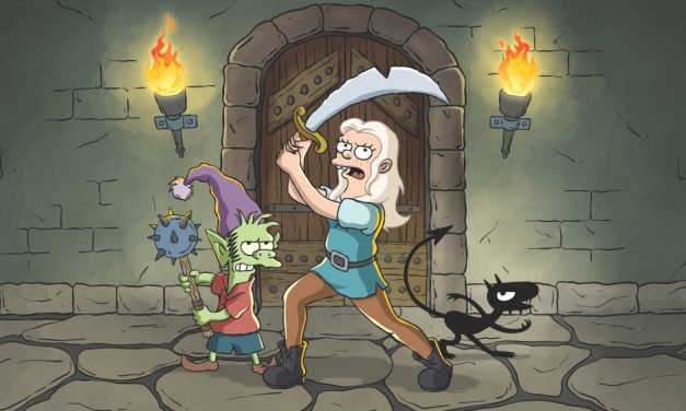 Teaser for Matt Groening's DISENCHANTMENT Gives a Glimpse of Dreamland
