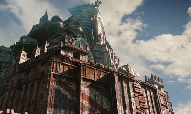 Peter Jackson's MORTAL ENGINES Has an Epic New Trailer