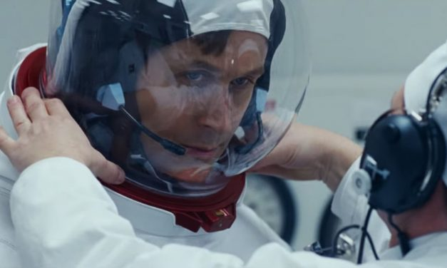 Ryan Gosling Gets Dangerous in FIRST MAN Trailer