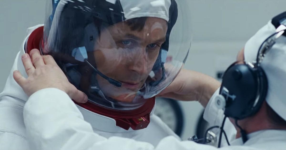Ryan Gosling Gets Dangerous in FIRST MAN Trailer