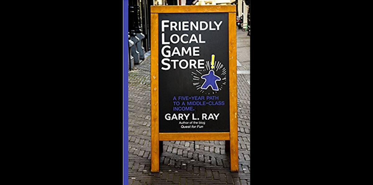 Book Review – FRIENDLY LOCAL GAME STORE