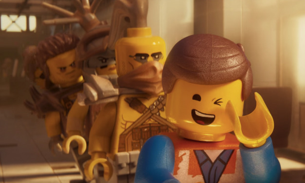 Trailer for THE LEGO MOVIE 2 Goes Where No Brick Has Gone Before