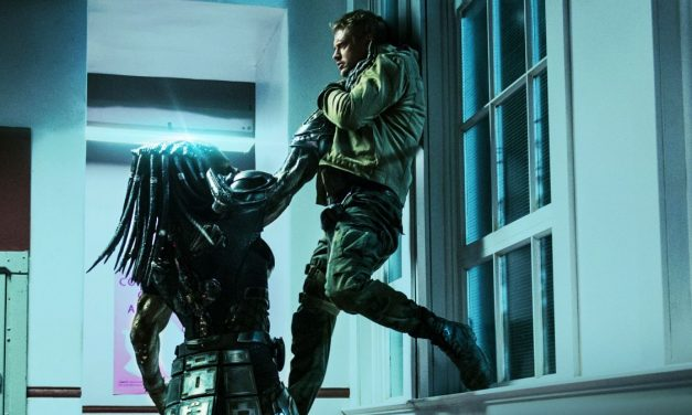 SDCC 2018: THE PREDATOR Panel News, Red-Band Trailer & Poster